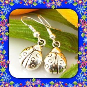 Jewelry - 🆕 Ladybug Earrings 🐞